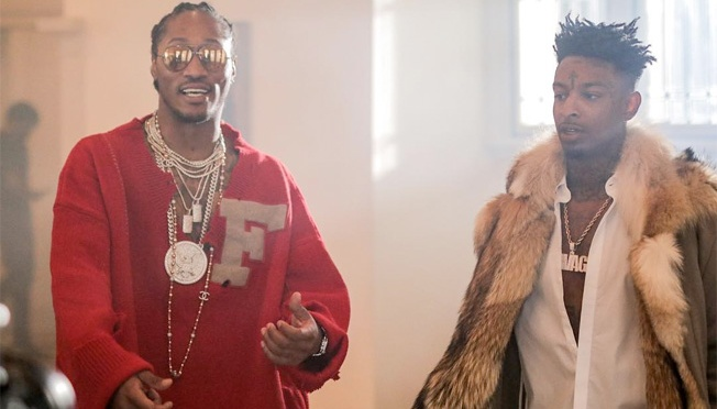 New Video : 21 Savage – « X » Feat Future