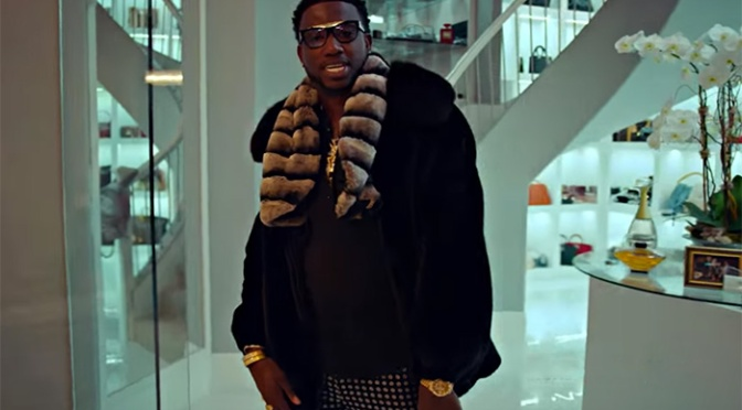 New Video : Gucci Mane – 'NonChalant »