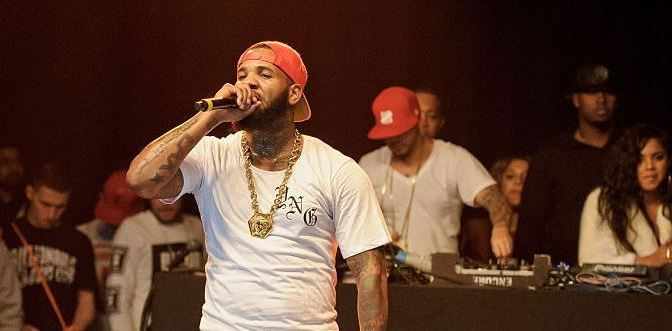 The Game annonce son nouvel album « Westside Story »