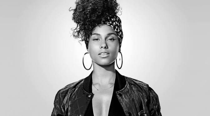 New Music : Alicia Keys – 'Sweet F-ing Love'