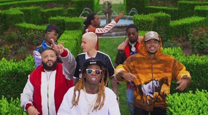 New Video : Dj Khaled – 'I'm The One' feat Justin Bieber , Quavo , Chance The Rapper & Lil Wayne