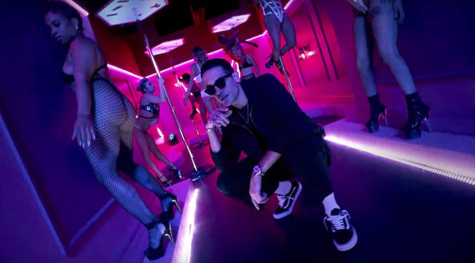 New Video : G-Eazy – «Shake It Up» feat E-40 , MadeIntyo , 24Hrs