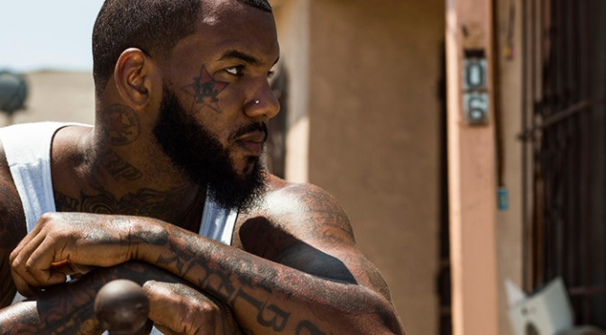 The Game rend hommage à Tupac avec «Heaven 4 A Gangster»