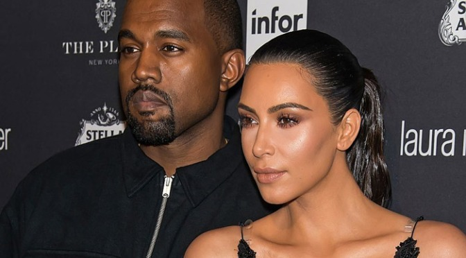 Kanye West & Kim Kardashian attendent leur troisième enfant