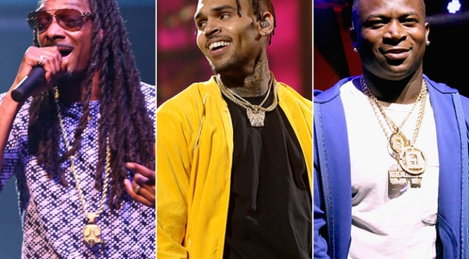 New Music : Snoop Dogg – '3's Company' feat Chris Brown & O.T Genasis