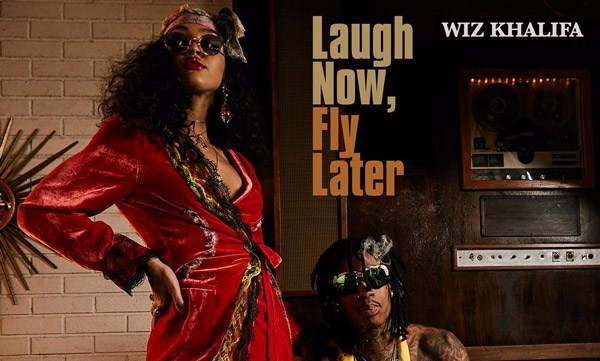 [ NEW MIXTAPE ] WIZ KHALIFA – LAUGH NOW FLY LATER