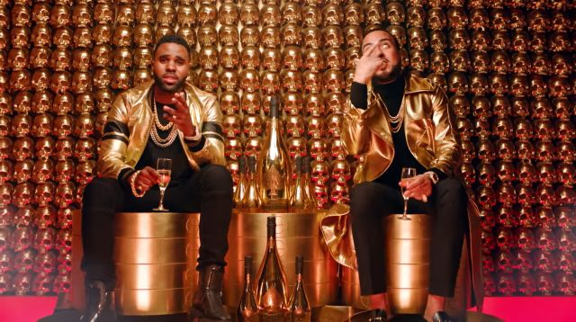 NEW VIDEO : JASON DERULO – TIP TOE FEAT FRENCH MONTANA