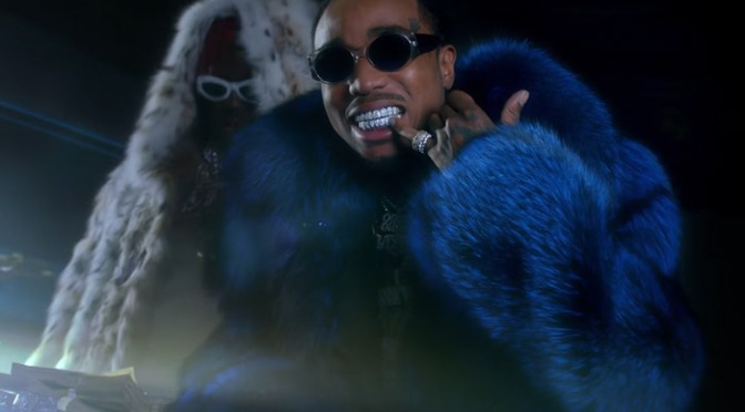 NEW VIDEO : QUAVO FT. LIL YACHTY – 'ICE TRAY' ( QC )