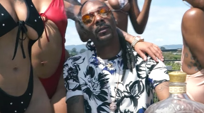 NEW VIDEO : SNOOP DOGG – GO ON FEAT OCTOBER LONDON
