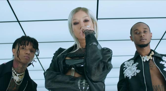 NEW VIDEO : JHENÉ AIKO – SATIVA FEAT RAE SREMMURD