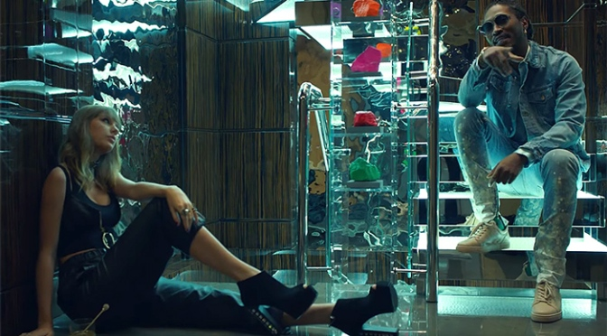 NEW VIDEO : TAYLOR SWIFT – END GAME FEAT ED SHEERAN & FUTURE