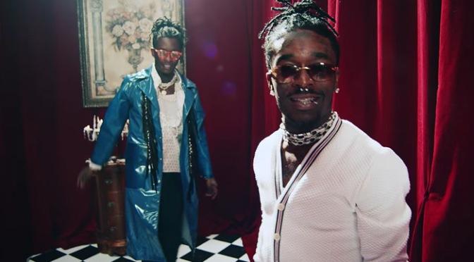 Video : Young Thug & Lil Uzi Vert – Up