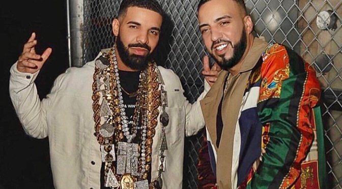 Music : French Montana – No Stylist feat Drake