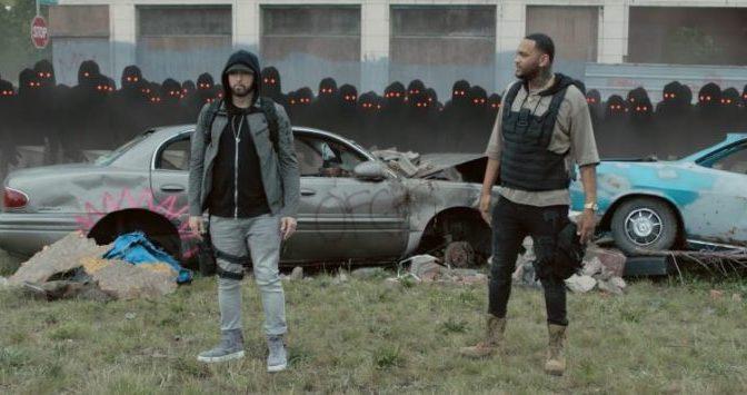 Video : Eminem – Lucky You feat Joyner Lucas