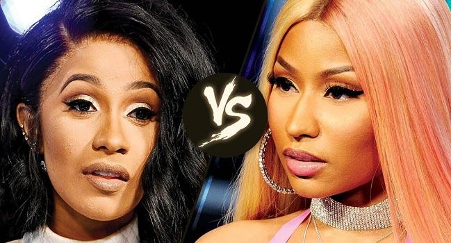[#CLASH] Cardi B VS Nicki Minaj