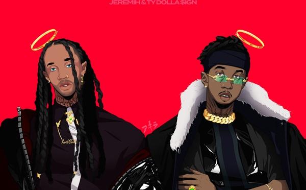 Album : Ty Dolla $ign & Jeremih – Mih-Ty