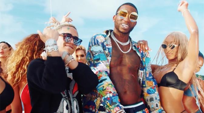 Video : Gucci Mane – Kept Back feat Lil Pump