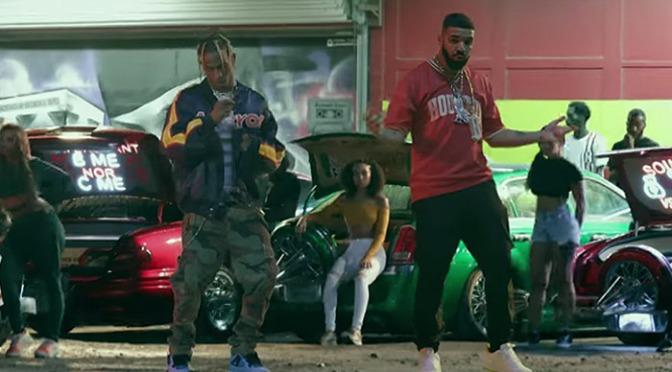 Video : Travis Scott – Sicko Mode feat Drake