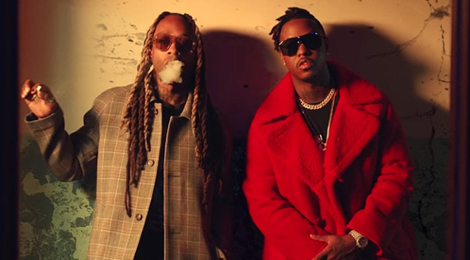 Video : Ty Dolla $ign & Jeremih – Goin Thru Some Thangz