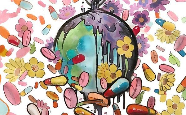New Album : Future & Juice WRLD – Wrld On Drugs