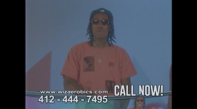 Video : Wiz Khalifa – Late Night Messages