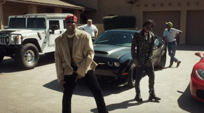 Video : Rich The Kid – Mo Paper feat YG