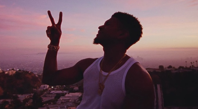 Video : Usher x Zaytoven – Peace Sign
