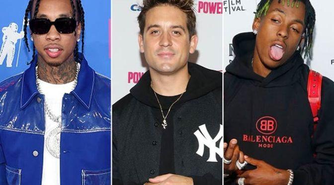 Music : Tyga – Girls Have Fun feat Rich The Kid & G-Eazy