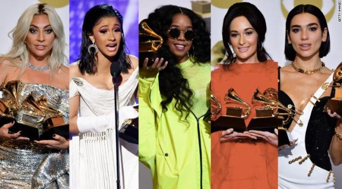 [#THE GRAMMYS 2019] : Les gagnants