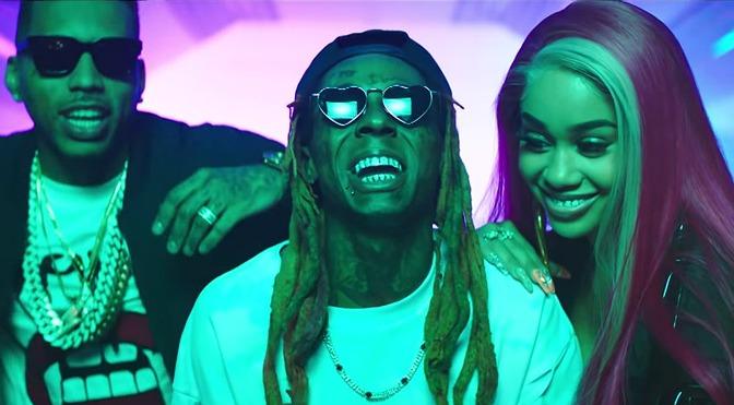 Video : Kid Ink – YUSO feat Lil Wayne & Saweetie