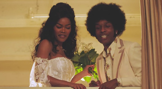 Video :  Teyana Taylor – Issues/Hold On