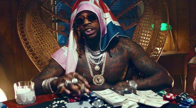 Video : 2 Chainz – 2 Dollar Bill feat Lil Wayne & E-40