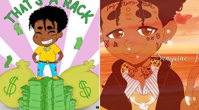 Lil Uzi Vert dévoile deux nouveaux morceaux «Sanguine Paradise & «That»s A Rack»