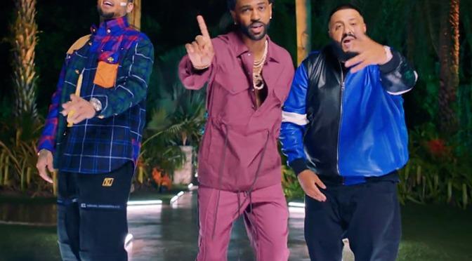 Video : Dj Khaled – Jealous feat Chris Brown, Big Sean & Lil Wayne