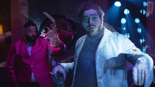 Video : Dj Khaled – Celebrate feat Travis Scott & Post Malone