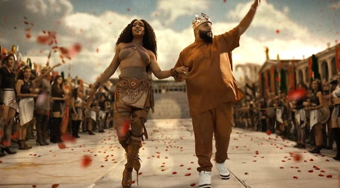 Video : Dj Khaled – Just Us feat SZA