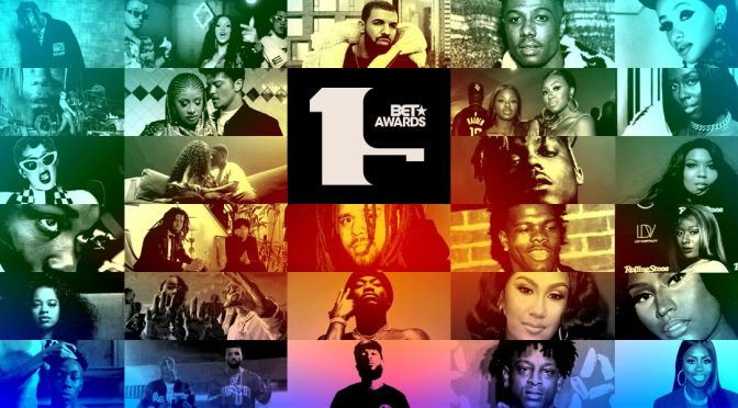 BET AWARDS 2019 : Les gagnants