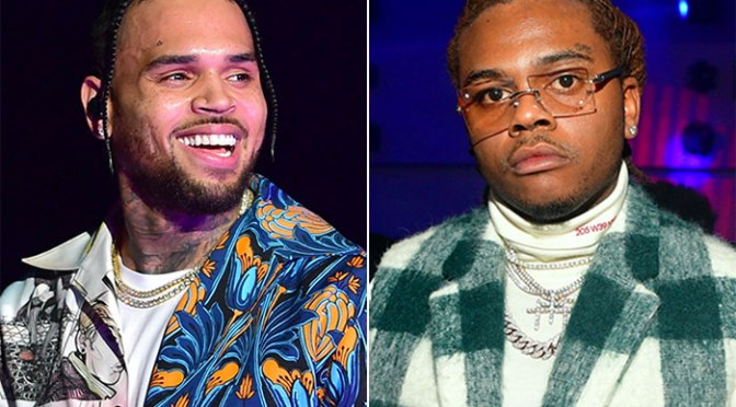Music : Chris Brown – Heat feat Gunna