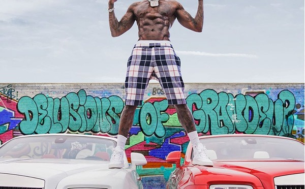 Album : Gucci Mane – Delusions of Grandeur