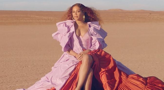 Video : Beyoncé – Spirit + Bigger