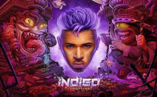 Album : Chris Brown – Indigo
