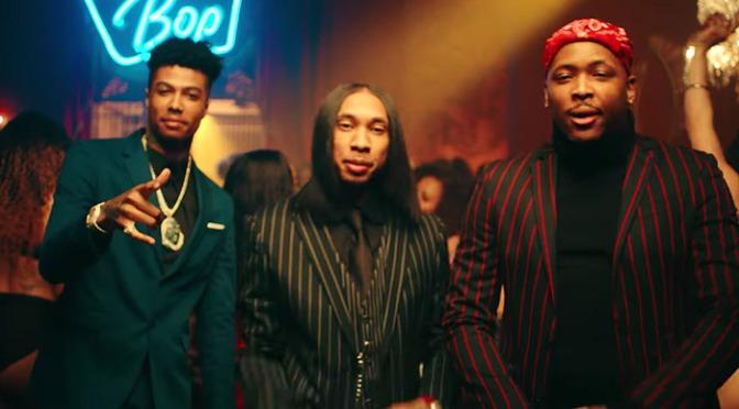Video : Tyga – Bop feat YG & BlueFace