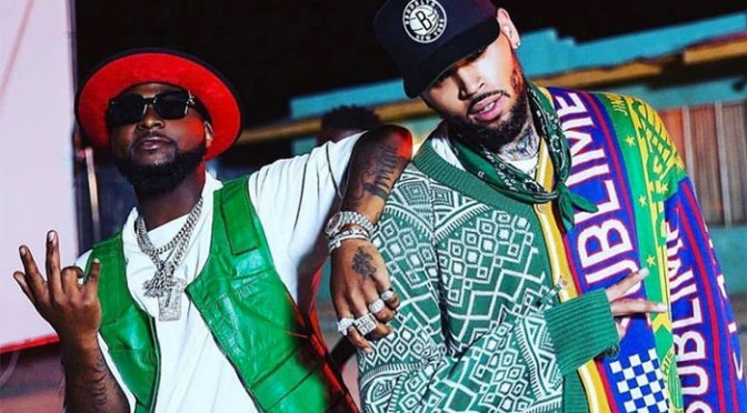Video : Davido – Blow My Mind feat Chris Brown
