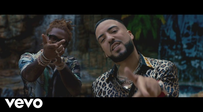 Video : French Montana – Suicide Doors feat Gunna