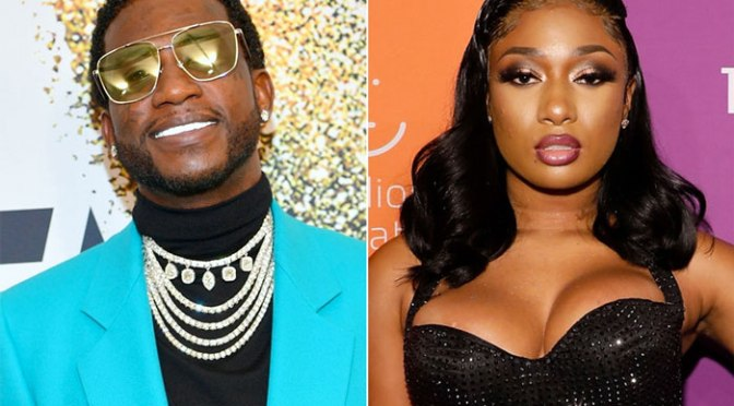 Music : Gucci Mane – Booty feat Megan thee Stallion