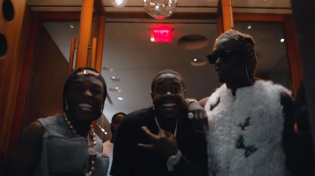 Video : Young Thug – What's The Move feat Lil Uzi Vert