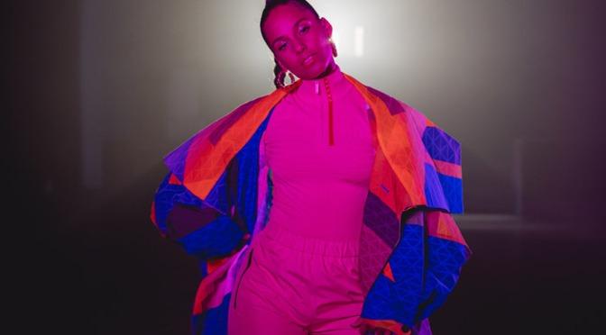 Video : Alicia Keys – Time Machine